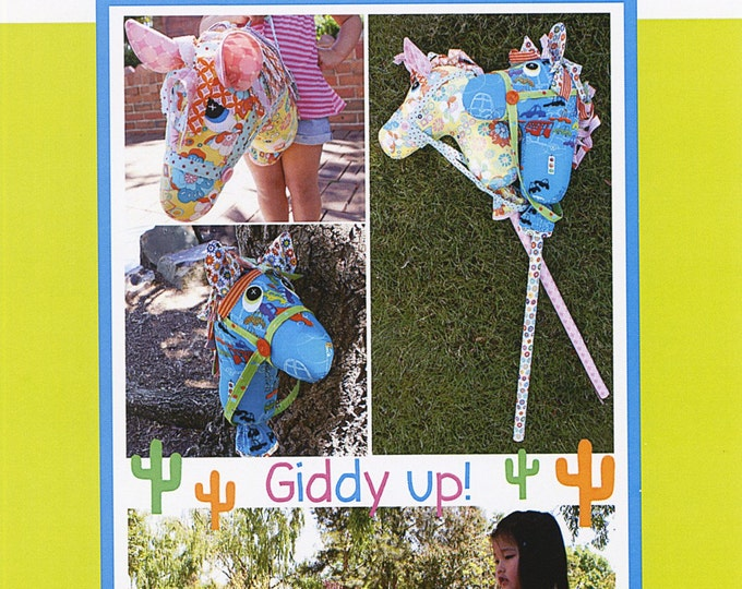 Giddy Up by Melly & Me Paper Pattern