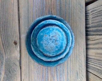 Ceramic art, ceramic sculpture, contemporary art,  home decor, abstract,handmade gift,raku