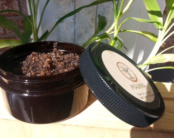Cellulite Sugar & Salt Scrub - All Natural, 8 oz