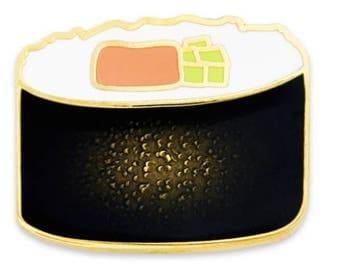 Sushi-aholic Pin