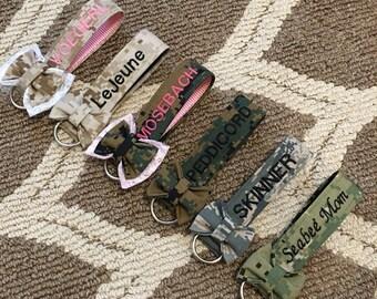 Military Key Fob/Wristlet - Wristlet- Keyfob