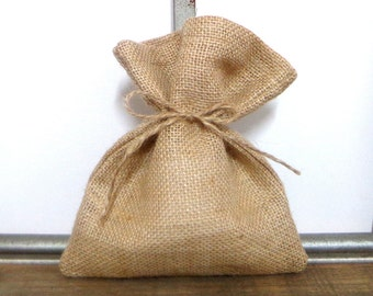 10 sacks of jute burlap custom sizes do to order the size you need Jute bags personalized sizes