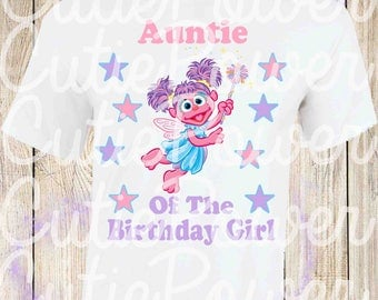 Abby Cadabby Custom Shirts