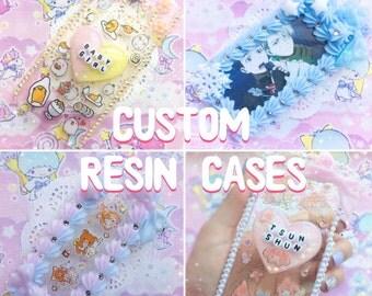 Custom Resin Cases