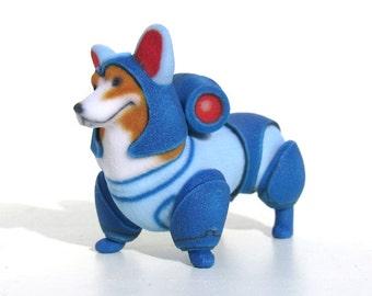 Mega Man Corgi