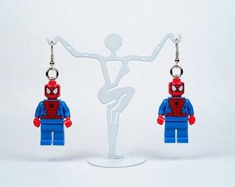 Star Wars LEGO® Earrings - Spiderman