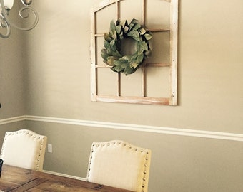 Decorative Window Frame - Large (Assembly Required)