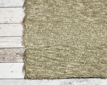 Neutral rug, 90x150 cm. (3' x 5') Bohemian rug, woven rug, Hall entrance rug, bedroom area rug . Woven  | Eco-Friendly | Washable.
