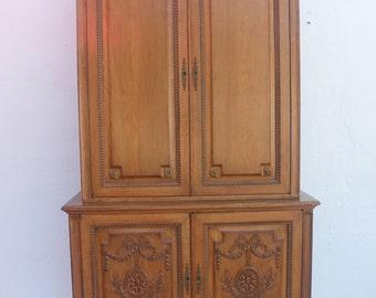 John Mascheroni Neoclassical Cupboard.
