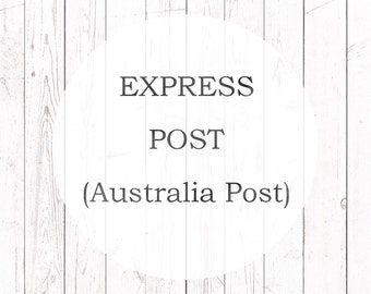 Upgrade Shipping to Australia Post Express