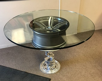 Wheel Dining Table