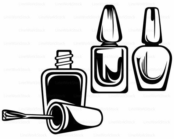 Nail polish svg,clipart,nail polish svg,nail polish ...