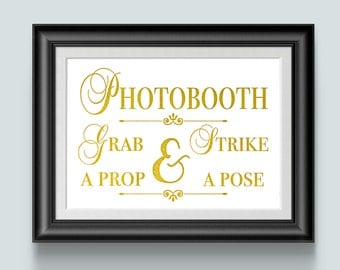Party decorations, Photobooth sign, photo booth sign, Wedding sign, Wedding decorations, wedding ideas, reception decor