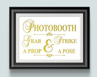 Photobooth sign, photo booth sign, Wedding sign, Party decorations, Wedding decorations, wedding ideas, reception decor