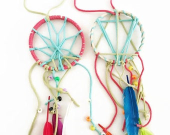 DIY Dream Catcher Kit, Kids Crafts