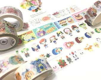 Pokemon sample set ( 500cm)