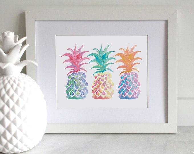 Home Printable | Pineapple of My Eye