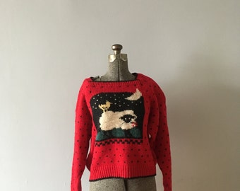 1980s Woolrich Sweater