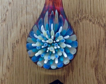 Glass Implosion Pendant