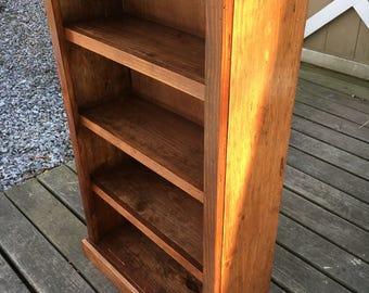 Solid Pine Bookshelves