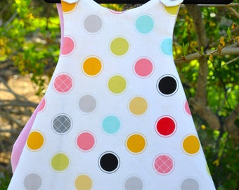 Toddler swag sundress. size 12 months