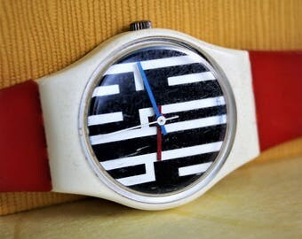 Speedlimit Vintage Swatch Watch