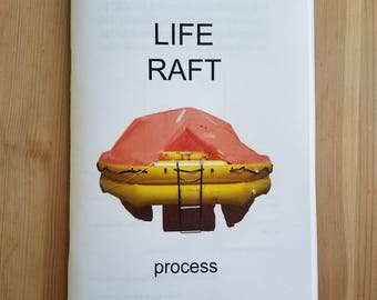 Life Raft Zine: Process