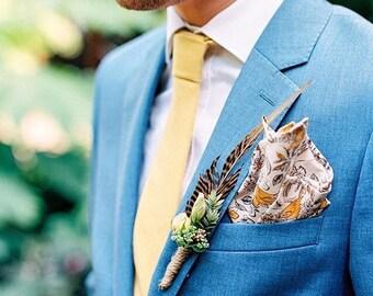 gelb-dünn-Krawatte, Mens gelbe Krawatte, Mens dünn Krawatte, Hochzeit Krawatte, Senf gelb Krawatte