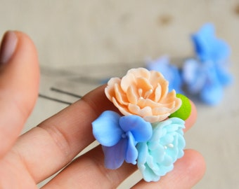Hair Decorations, hair flowers, bridal hair flowers, hair flower pins, decorative hair pins, decorative bobby pins for hair, crafts for sale