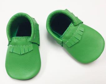 Neon Green, Black Bottoms