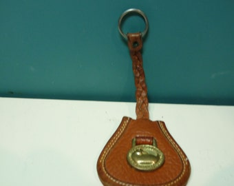 Vintage Dooney & Bourke Key Fob
