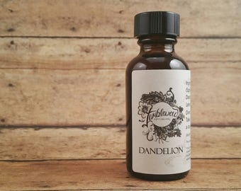 Dandelion : Tincture / Simple / Herbal Liquid Extract / Herbal Medicine