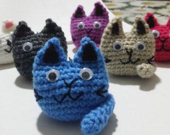 Cat Keyrings   Amigurumi