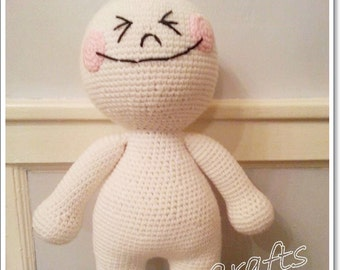 SALE! Amigurumi Line Moon,Gift for toddler,Character toy,Amigurumi,Line Moon,gift idea,Birthday gift,Ready to ship