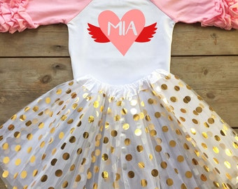 Toddler Girl Valentines Day Outfit - Toddler Valentines Outfit - Toddler Valentines Outfit - Toddler Girl Valentines Outfit - Valentine Girl