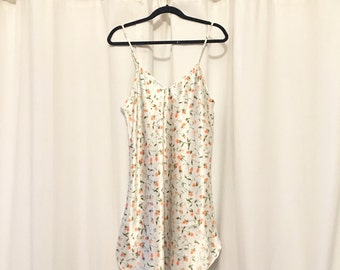 Flowered Night Gown