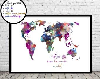 word world maps