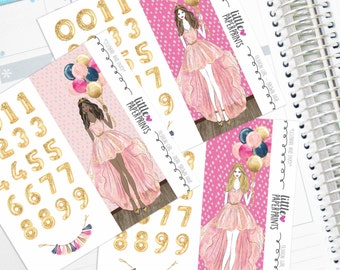 "Fashion Girl - ""Celebrate and Enjoy"" Fashion Girl - Kit Add On"