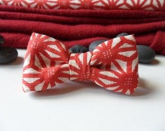 Japanese fabric knot bracelet