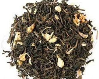 Green Tea with Jasmine Blossom Loose Leaf 100g