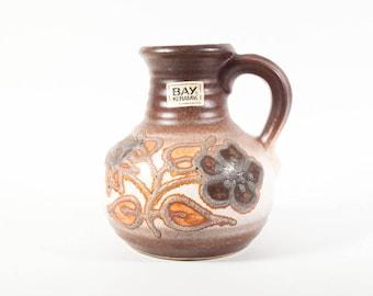 Bay vase, West Germany, model 631-14, 60s, vintage