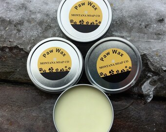 Calendula Oil Paw Wax Unscented Paw Protectant For Dogs Beeswax Avocado Oil Cocunut Oil