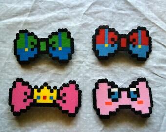 Nintendo Inspired Hair Bows!