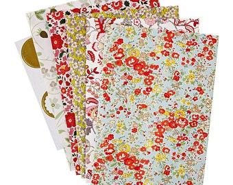 Meri Meri: Liberty Assorted Paper Treat Bags