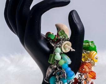 Loaded Charm Bracelet