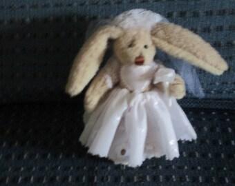 Bella Bunny Bride!