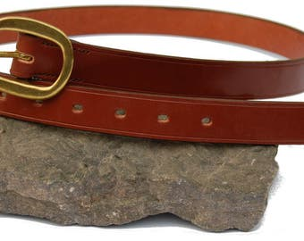 Belt Made From Top Quality English Leather