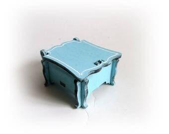 Proposal Ring Box Wedding Ring Box Ring Bearer Box Personalized Ring Box Enagegment Box Ring Holder Rustic Ring Box  Ring Pillow