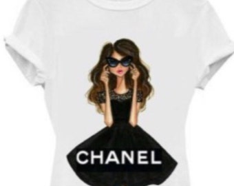 Coco Chic woman t-shirt