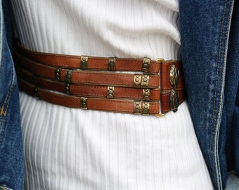 Vintage belt 40 years